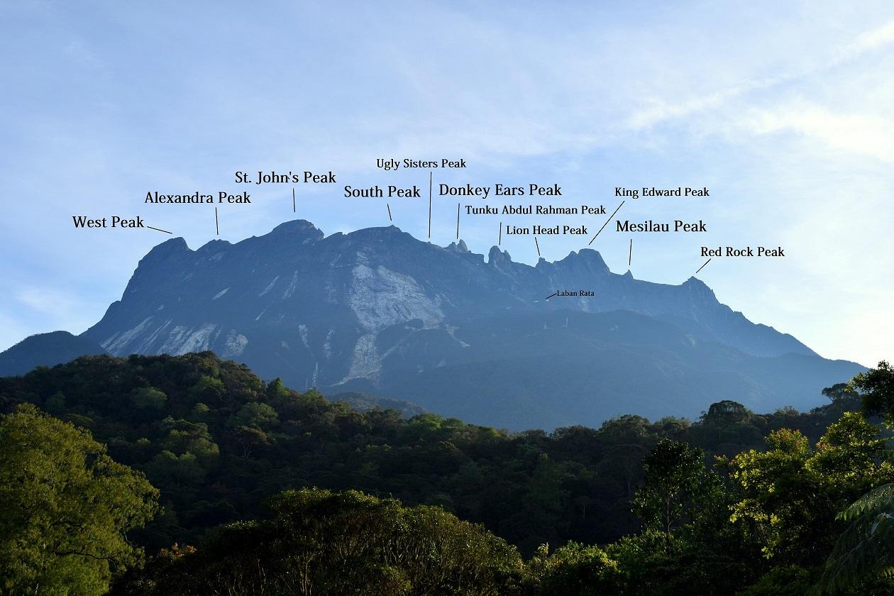 キナバル山の画像 p1_14